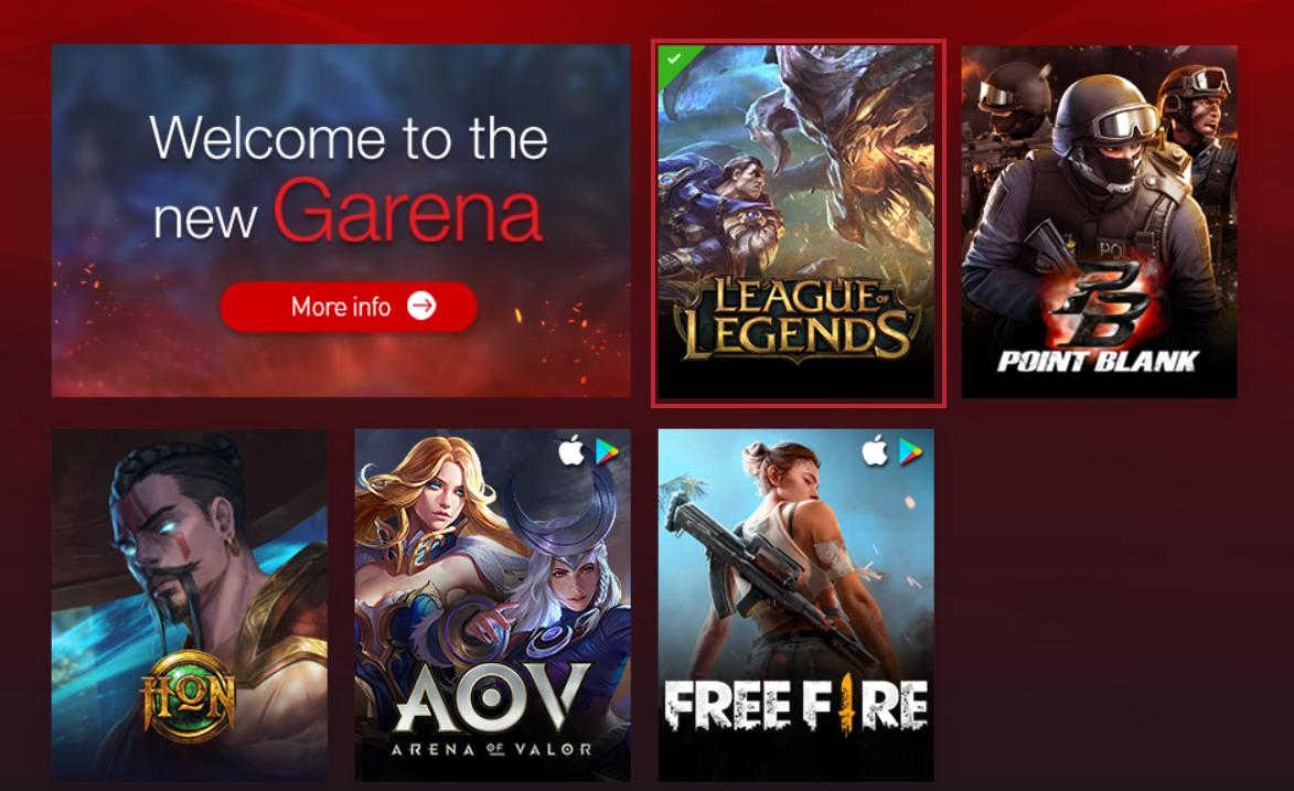 Patching Issues - GARENA LOL SUPPORT