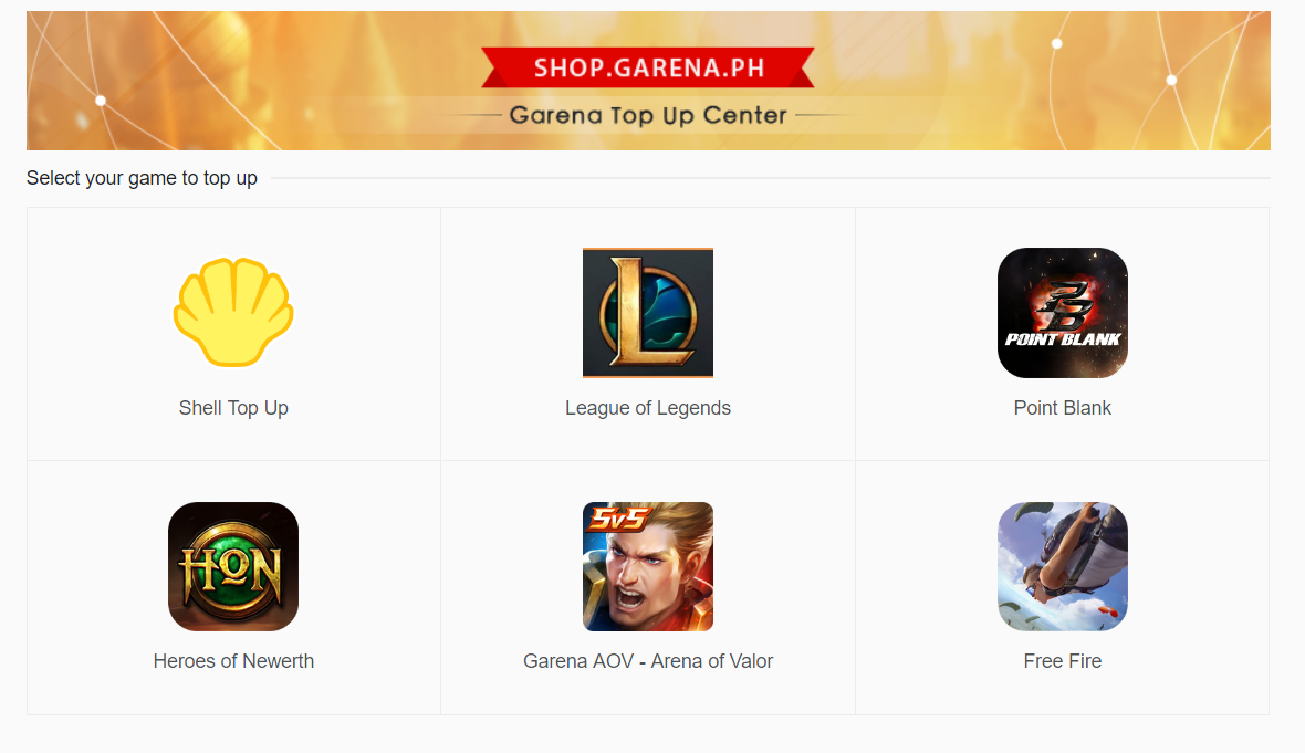 How to purchase & convert Garena Shells to Riot Points (RP) - GARENA