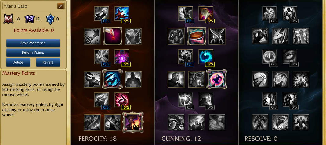Pro Guide Karlculated 39 S Mid Galio