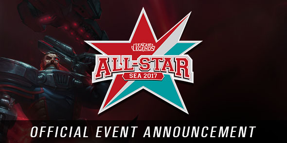 The 2017 Garena All-Star will be coming back to Ho Chi Minh City, Vietnam  on November 20-26.