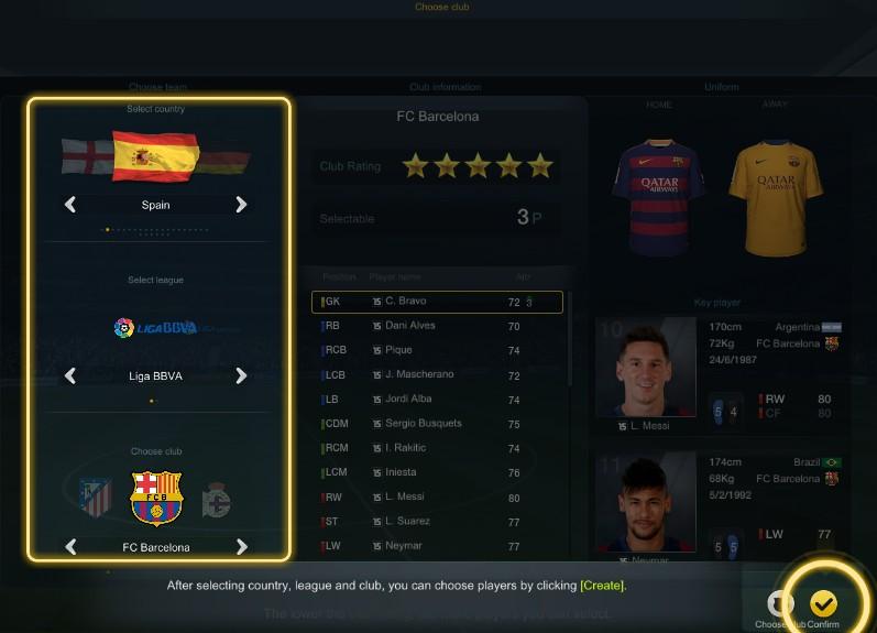 485de166e Choose Club   Select Player