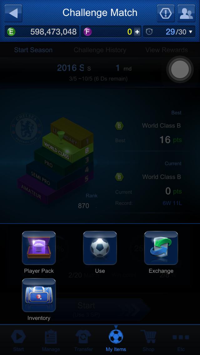 FIFA Online 3 Mobile - Shop & Items | FIFA ONLINE 3