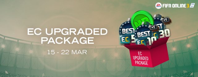 New Item - EC Upgraded Package | FIFA ONLINE 3