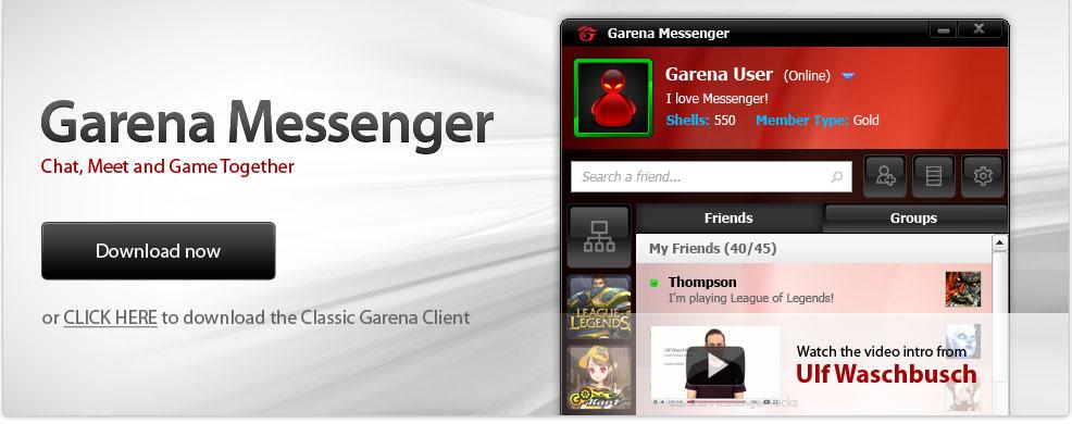 Garena Messenger