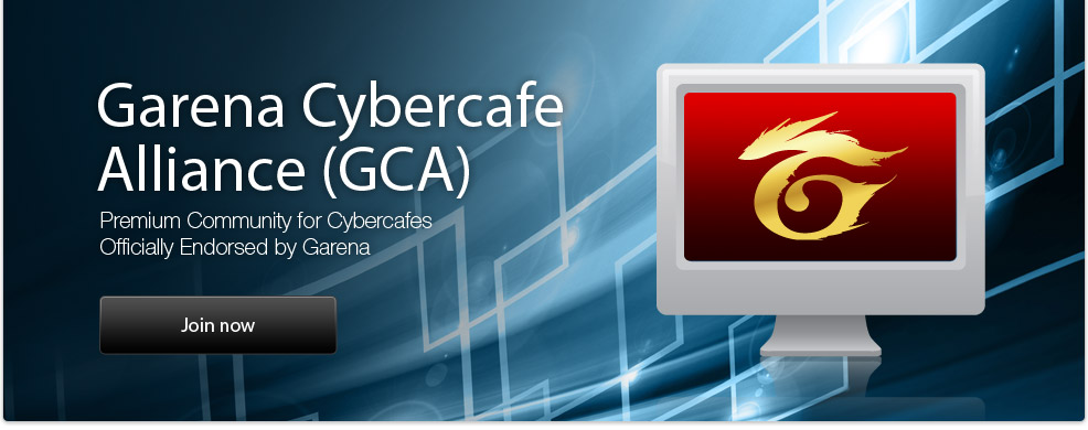 Garena Cybercafe Alliance (GCA)