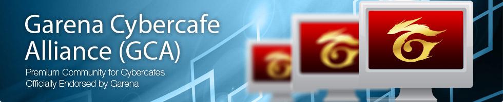 Garena Cybercafe Alliance (GCA)