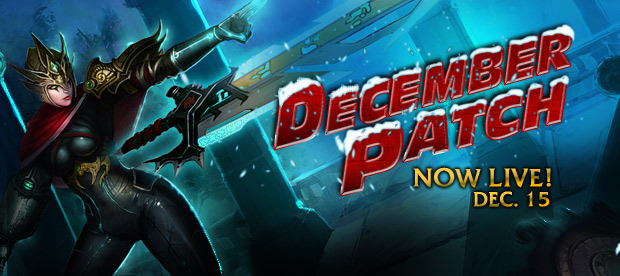Garena lol new patch download