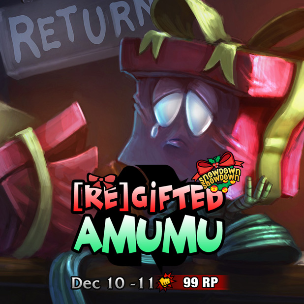 snowdown showdown regifted amumu