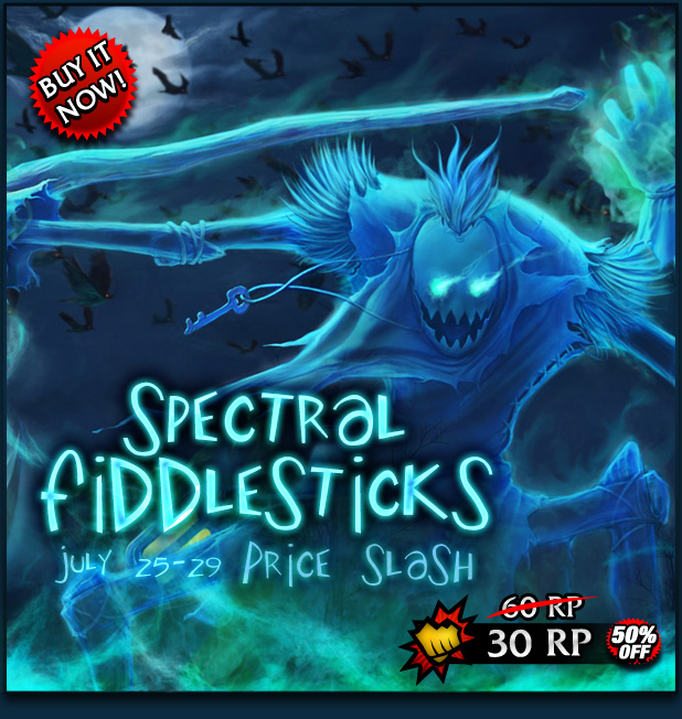 Fiddlesticks Skins
