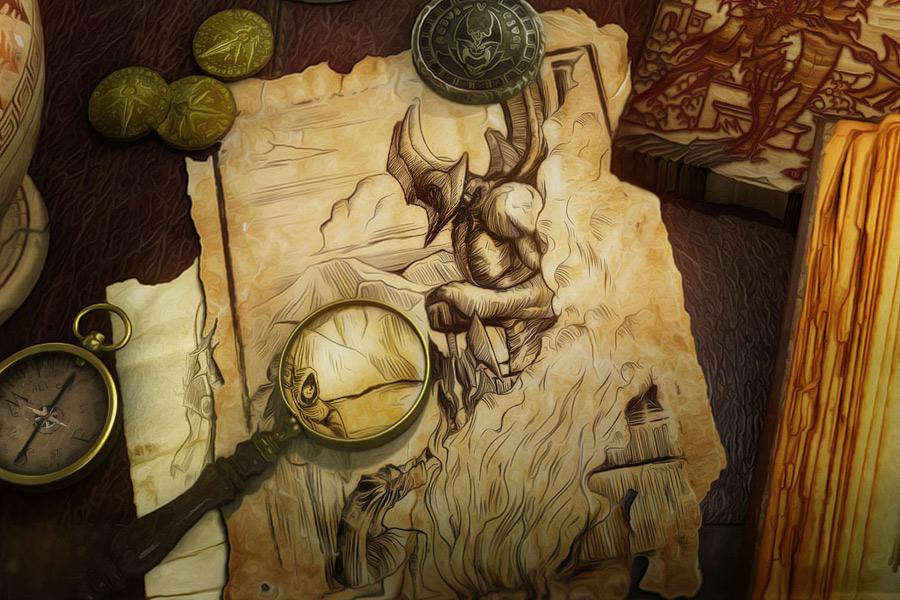 An ancient mystery in Runeterra - VIII