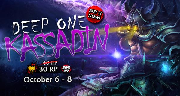 Deep One Kassadin