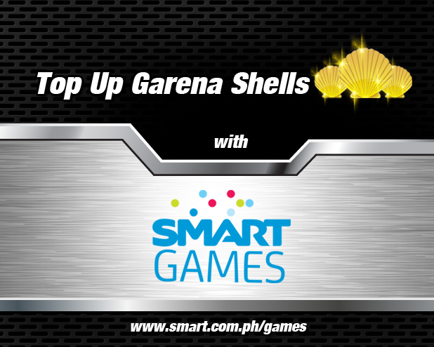 Convert Smart Load to Garena Shells!