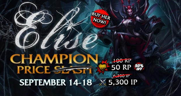 will decrease from 200RP/6300IP to 100RP/5300IP on September14, 2013