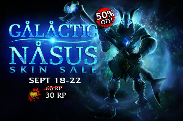Nasus Galactic Price
