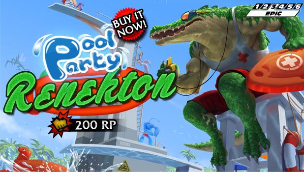 Pool Party Renekton