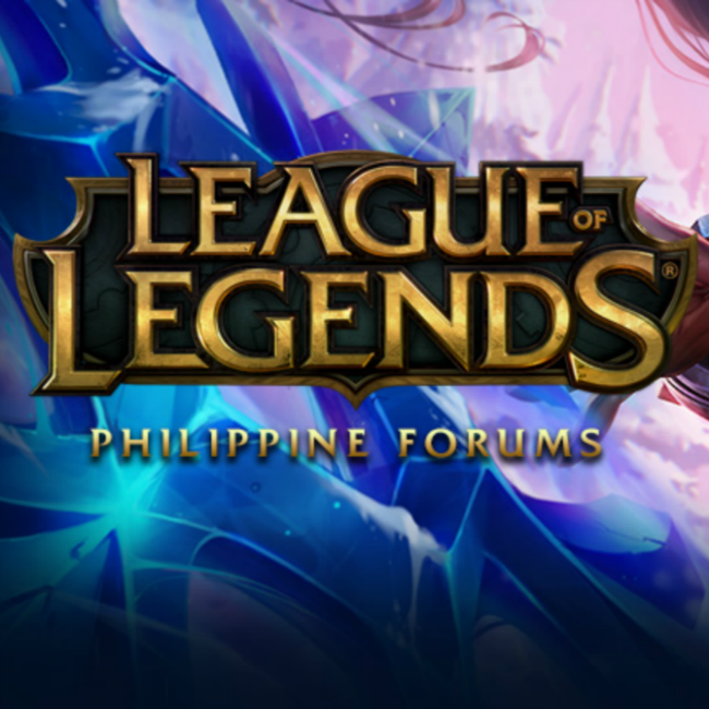 Community Feature: LoL PH Forums