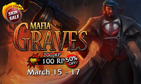 Mafia Graves Bounce Back Sale