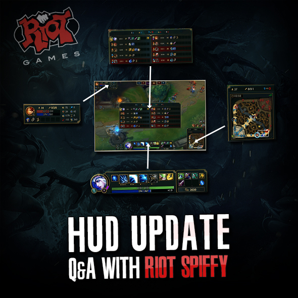how to change lol hud