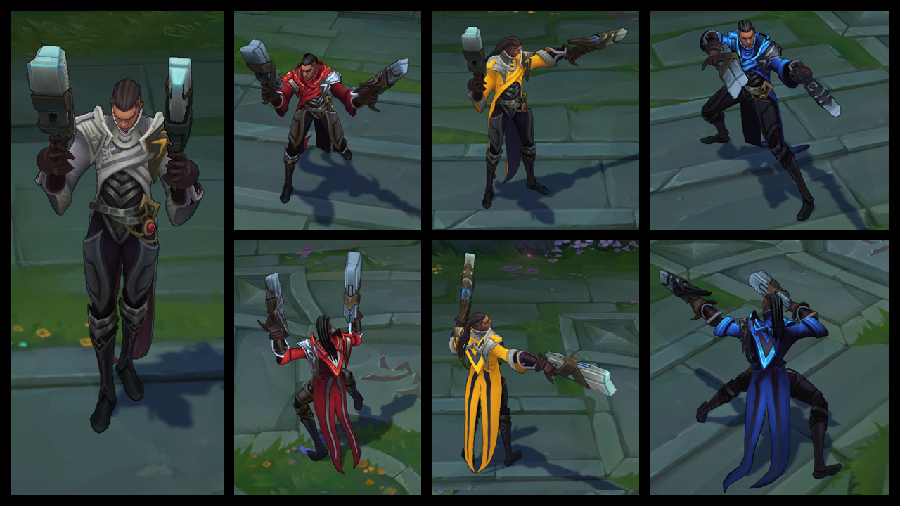 Change It Up With Chroma Packs