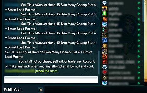4. FREE RP OFFERS - Do not click on suspicious links. Beware of scams  similar to the examples given below: