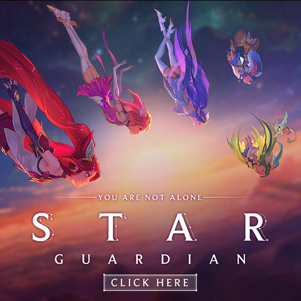 The Blazing Star Warriors: The Star Guardians